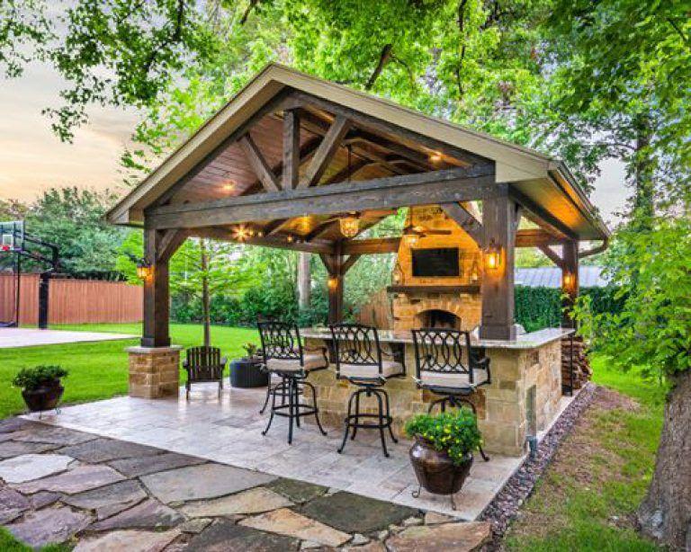 Simple Decoration Backyard Gazebo Ideas Backyard Gazebo Ideas .