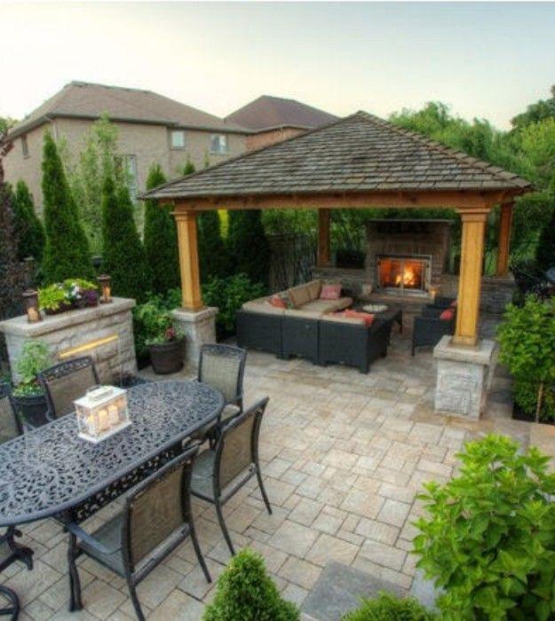 Backyard Gazebo Ideas | Pergola Ideas for Backyard – Images Via .