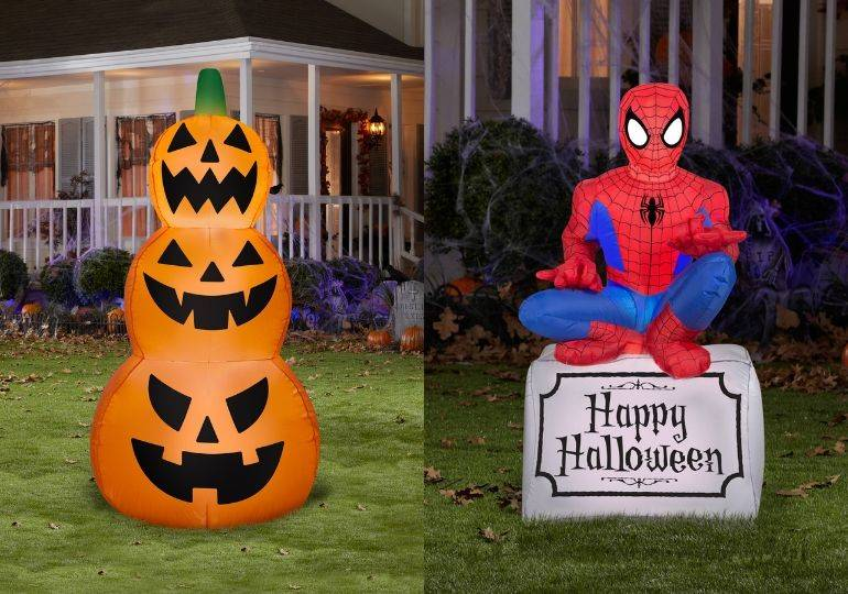 Halloween Yard Inflatables Sale for up to 30% OFF at Home Depo