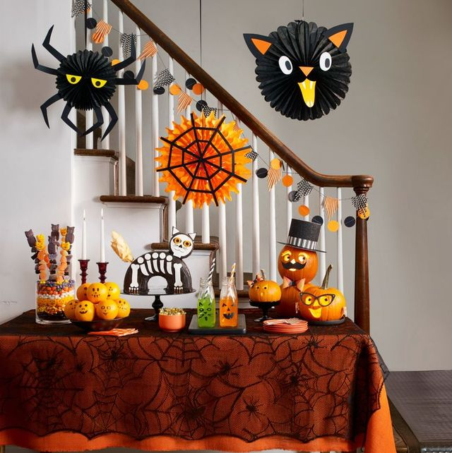50 Easy Halloween Decorations 2020 — Spooky Home Decor Ideas for .