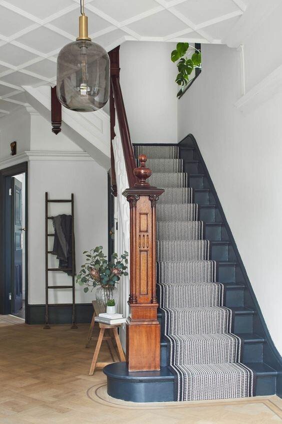 Stair Runner Ideas: The Forgotten Hallway — Jen Talbot Desi