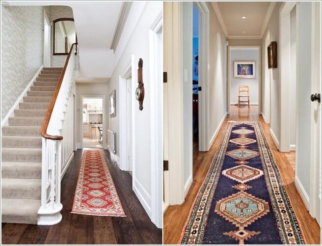 Wonderful Hallway Runner Ideas for Your Ho