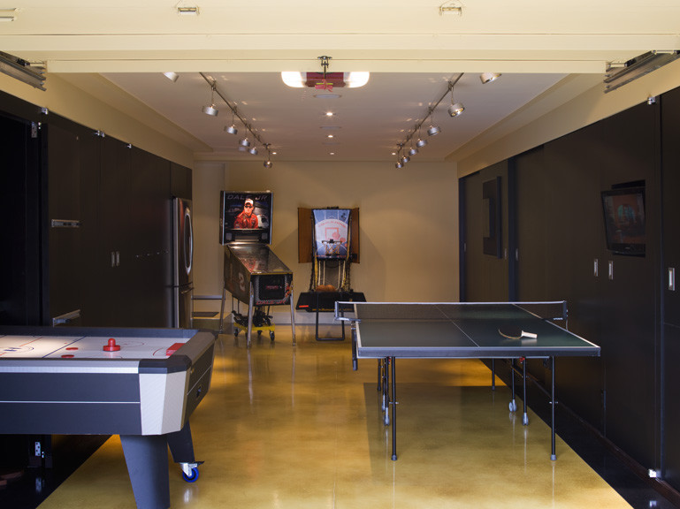 Good Looking harvard air hockey tablein Family Room Contemporary .