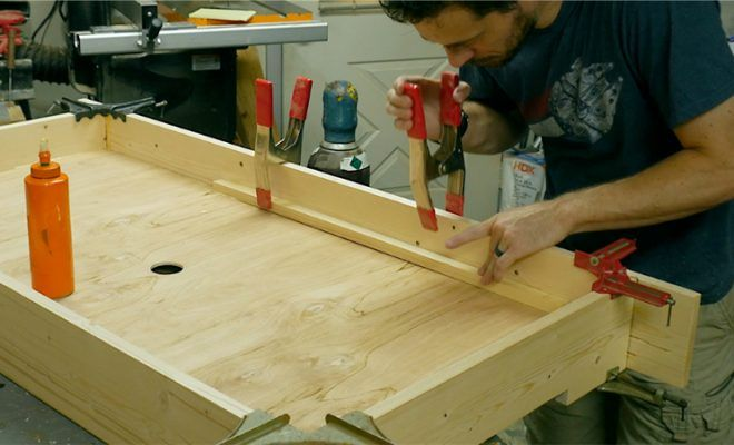 Want To Build Your Own Air Hockey Table? I Think You Do. | Air .