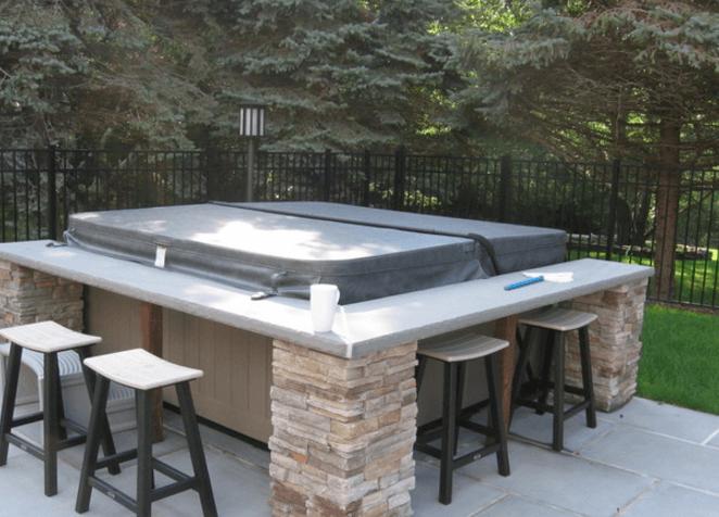 63 Hot Tub Deck Ideas: Secrets of Pro Installers & Designe