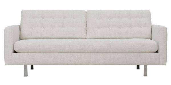 How to select the white sofa