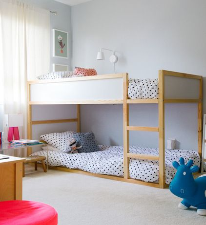 Cool Kids' Beds Sure to Top the Class | Ikea bunk bed, Bunk bed .