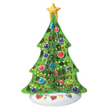 Holiday Inflatables, Floating Christmas Tree | Holiday inflatables .