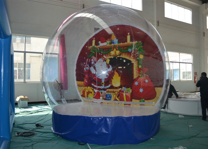 Advertising Christmas Yard Inflatables Ball , Inflatable Outdoor .