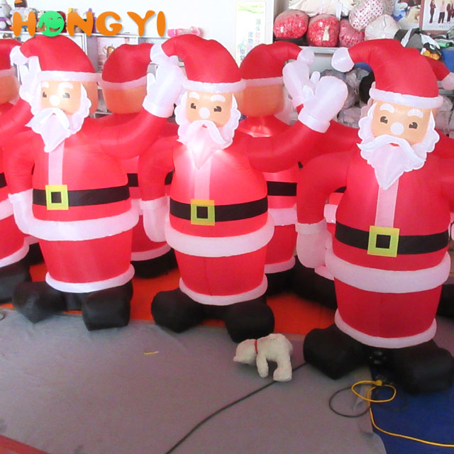 Inflatable Outdoor Holiday Decorations