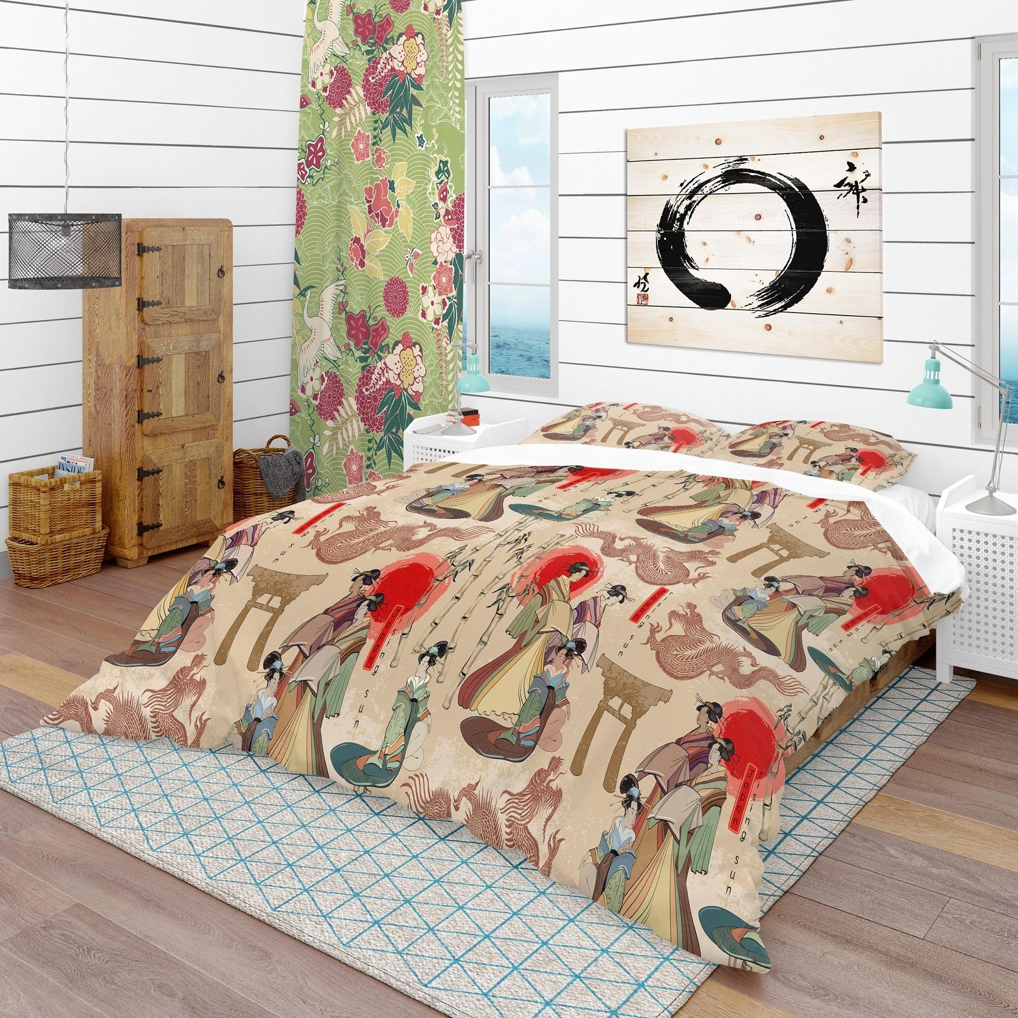 Japanese Bedroom Set