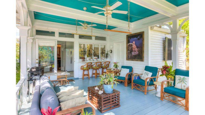 This Historic and Impossibly Colorful Key West Mansion is Being .