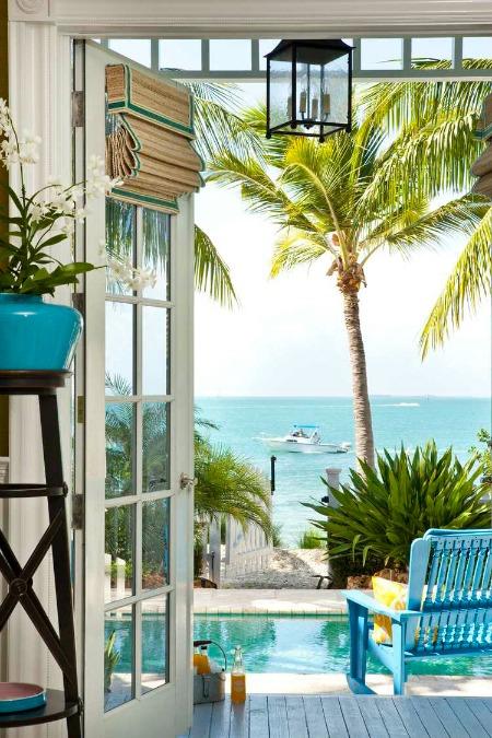 Key West Cottage Living & Decorating - Coastal Decor Ideas .