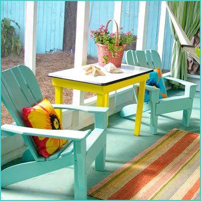 Style Key West: Not So Mellow Yellow | Key west decor, Beach .