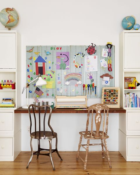 22 Kids Desk Ideas - Study Tables and Chairs for Kid