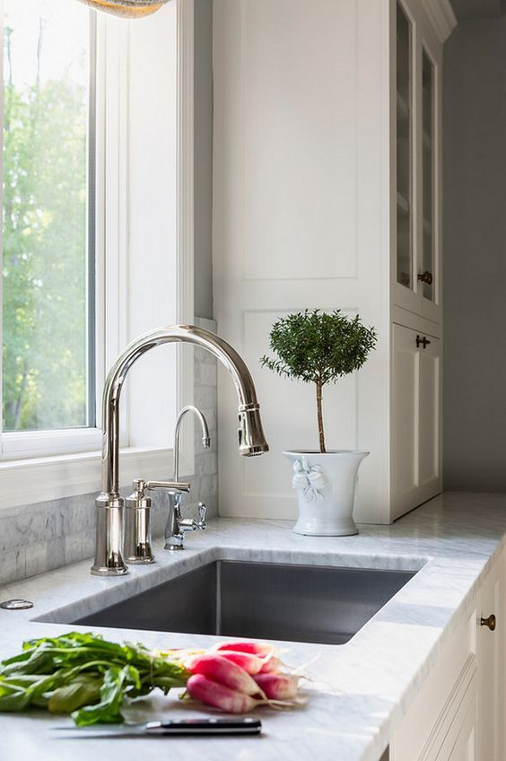 Kitchen faucet ideas pictures for your modern kitchen, stainless .