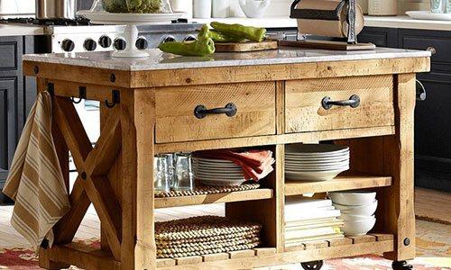 Best Kitchen Islands & Carts: Reviews & Buyers Guide - ChosenFurnitu