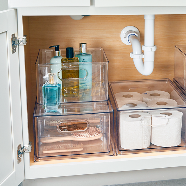 11 Genius Under-the-Sink Storage Ideas - Best Sink Organize
