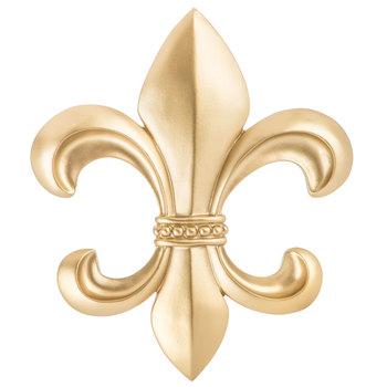 Gold Fleur-De-Lis Wall Decor | Hobby Lobby | 15514