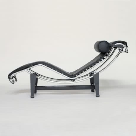 Le Corbusier - LC4 Chaise Longue - SteelClass