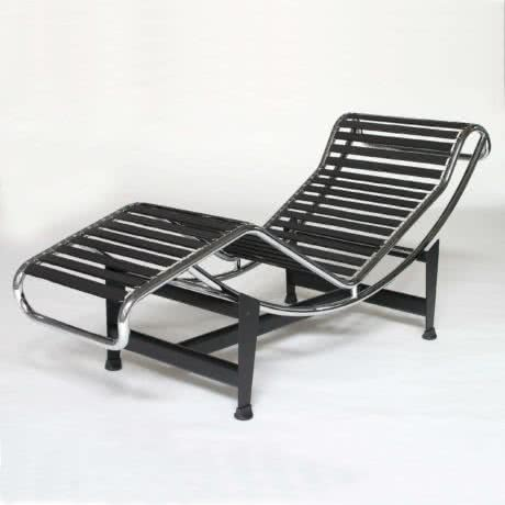Le Corbusier - LC4 Chaise Longue Cowhide - SteelClass