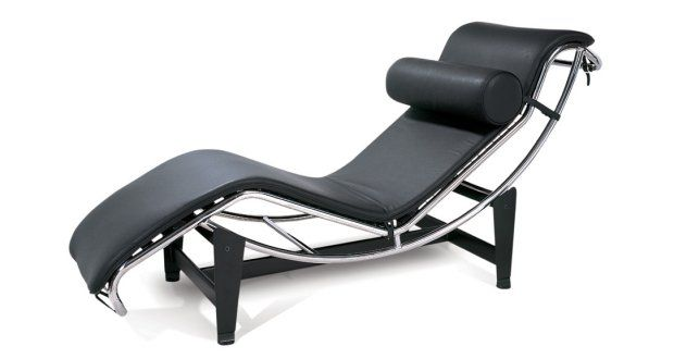 Design moments: the Le Corbusier chaise longue or LC4. circa 19