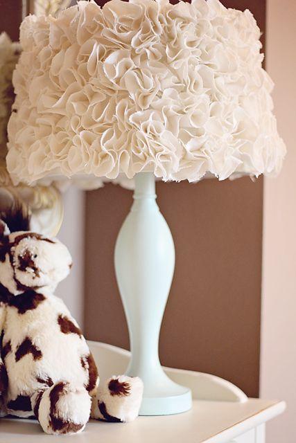 11 Incredibly Cute DIY Lamp Shade Makeovers | Diy lamp makeover .