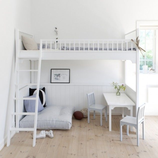 17 Marvelous Space-Saving Loft Bed Designs Which Are Ideal For .