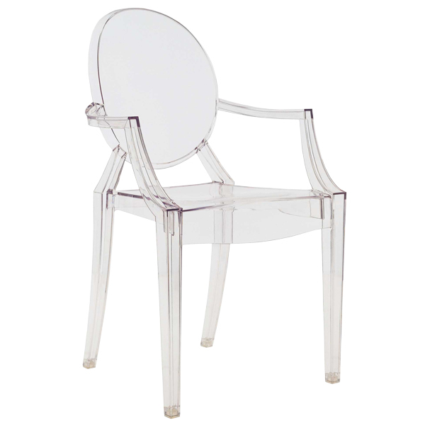 Kartell Louis Ghost chair, clear | Finnish Design Sh