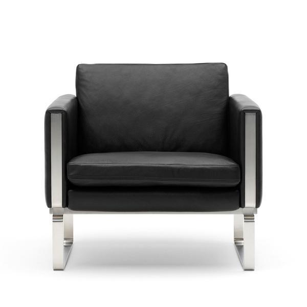 Hans Wegner Club Chair CH101 | Palette & Parlor | Modern Desi