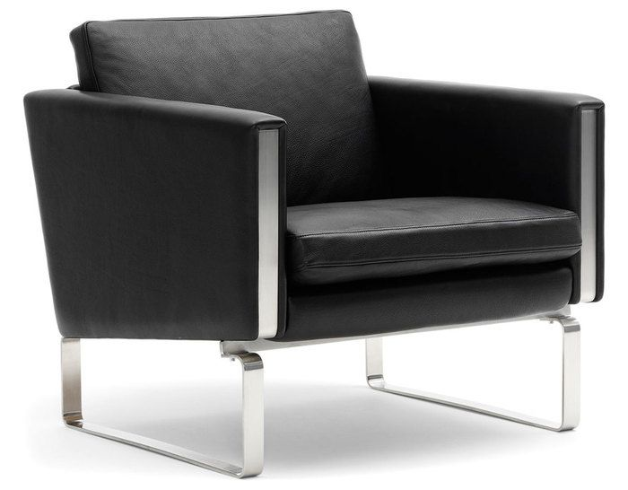 Ch101 lounge chair | Furniture, Furniture design, Modern lounge chai