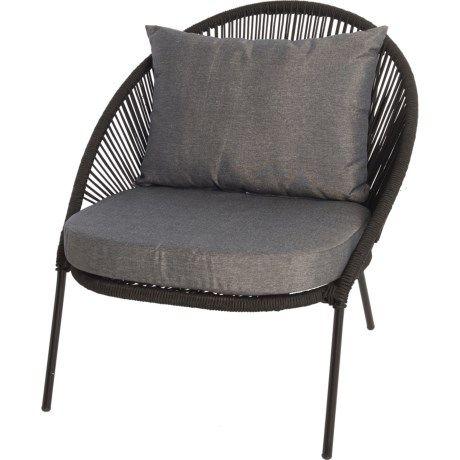 Martha Stewart Rope Chair in 2020 | Rope chair, Chair, Stylish seati