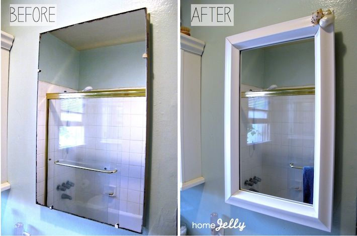 5 DIY Tips To A Bathroom Mini-Makeover | HomeJelly | Bathroom .