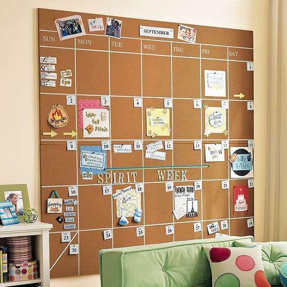 20 DIY Memo Board Ideas - All DIY Masters | Dorm diy, Dorm room .