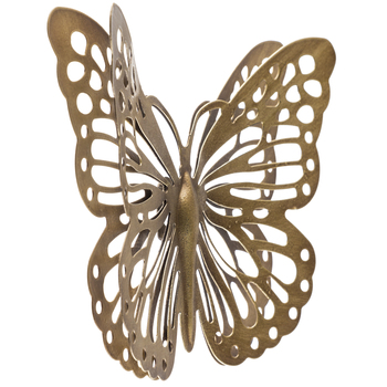 Gold Metal Butterfly Wall Decor | Hobby Lobby | 11348