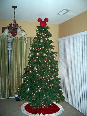 DIY Disney Tree Topper | Disney christmas crafts, Disney christmas .