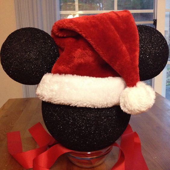 Disney Christmas Ideas | Disney christmas tree topper, Disney .
