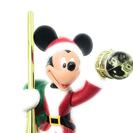 Buy Mr Christmas Disney Mickey Mouse Animated Tree Topper Online .