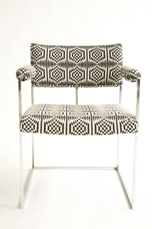 Set of Four Chairs by Milo Baughman | 1stdibs.com | Furniture .