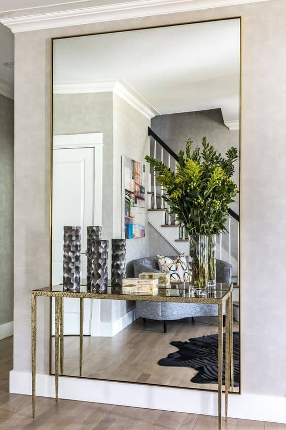 21 Hallway Decor Ideas to Woo Your Guests in 2020 | Hall decor .