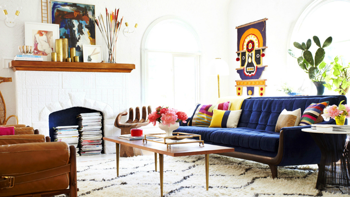 Live Like Frida - Modern Mexican Inspired Interio