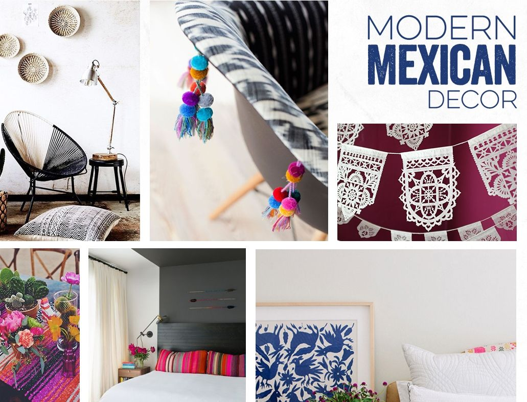 Modern Mexican Decor