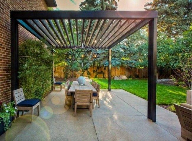 Refreshing Modern Pergola Design Ideas - Decor Around The World .