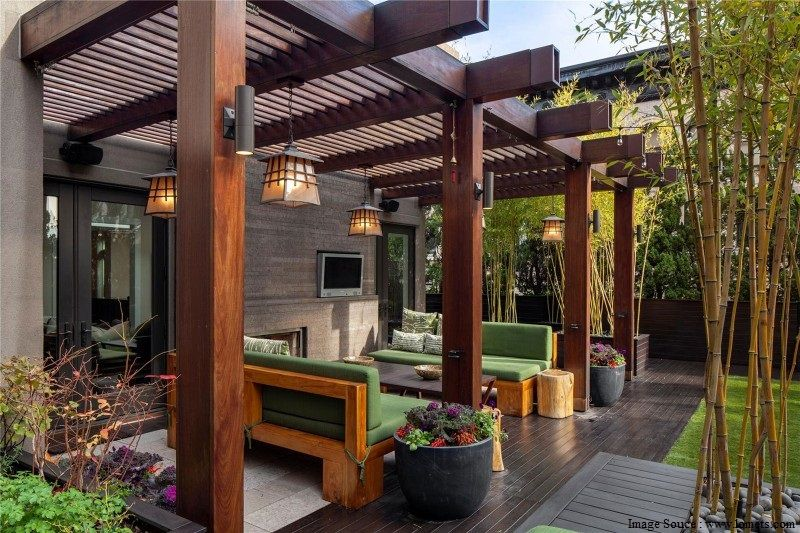 Modern Pergolas design ideas ,which adds charm to your home .