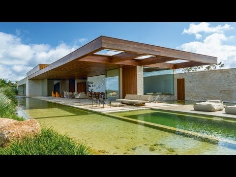 Beautiful Pergola Designs That Perfectly Frame These Modern Houses .