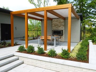 Modern Pergola Design Ideas, Pictures, Remodel and Decor | Modern .