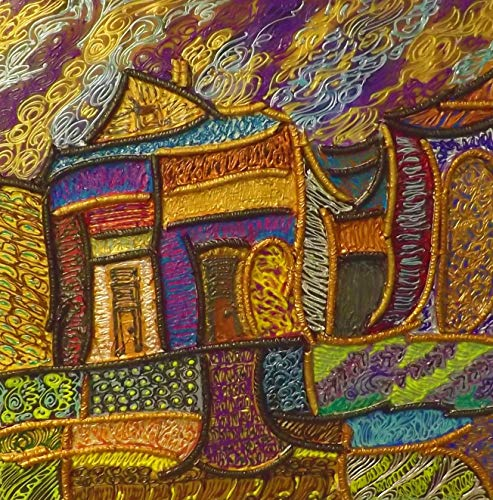 Vibrant, Bold and Bright Moroccan Wall Decor | Home Wall Art Dec