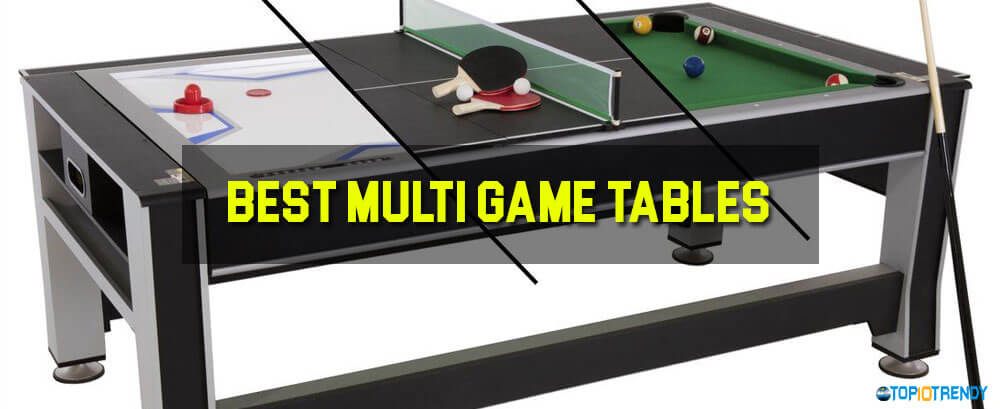 Top 10 Best Multi Game Tables – Professional Reviews 20