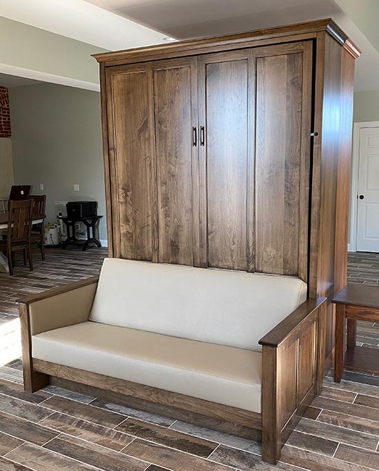 Murphy Bed Sofas | Murphy Beds | Lancaster Handcraft, LL