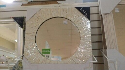 Nicole Miller Shell Mirror $79.99 | Home goods, Furniture shop .